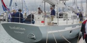 кормовой якорь яхта ecolution