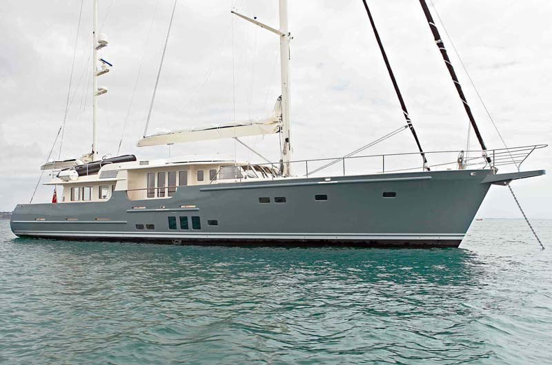hortense expedition yacht
