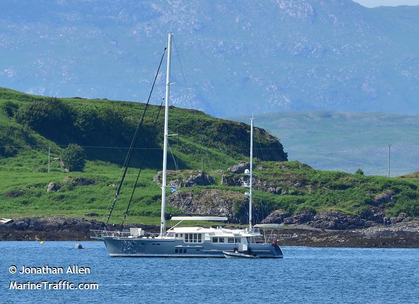 Экспедиционная лодка Гортензия
