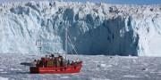 судно во льдах