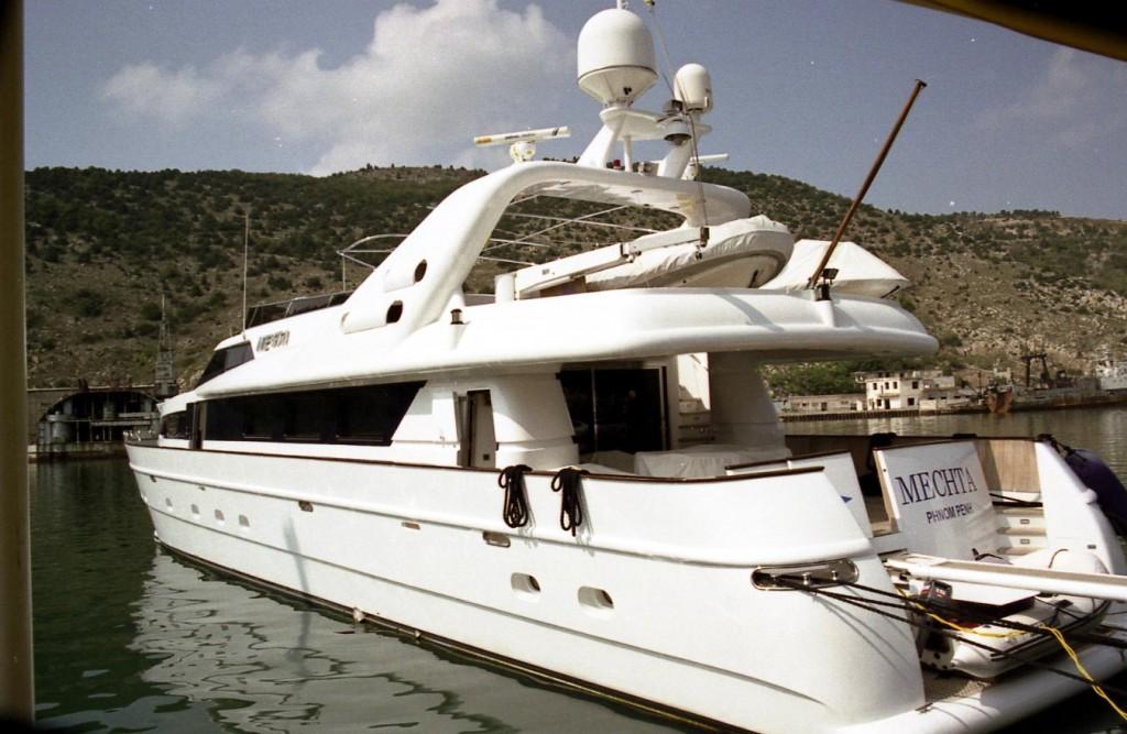 mechta-yacht