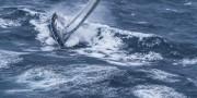 слемминг парусной яхты