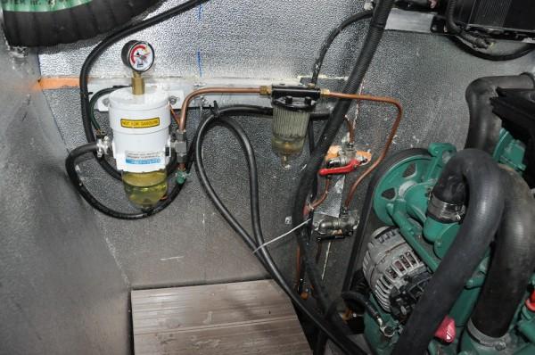 сепаратор воды для солярки