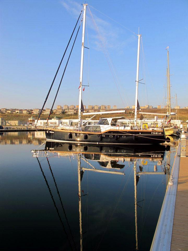 яхта natatores