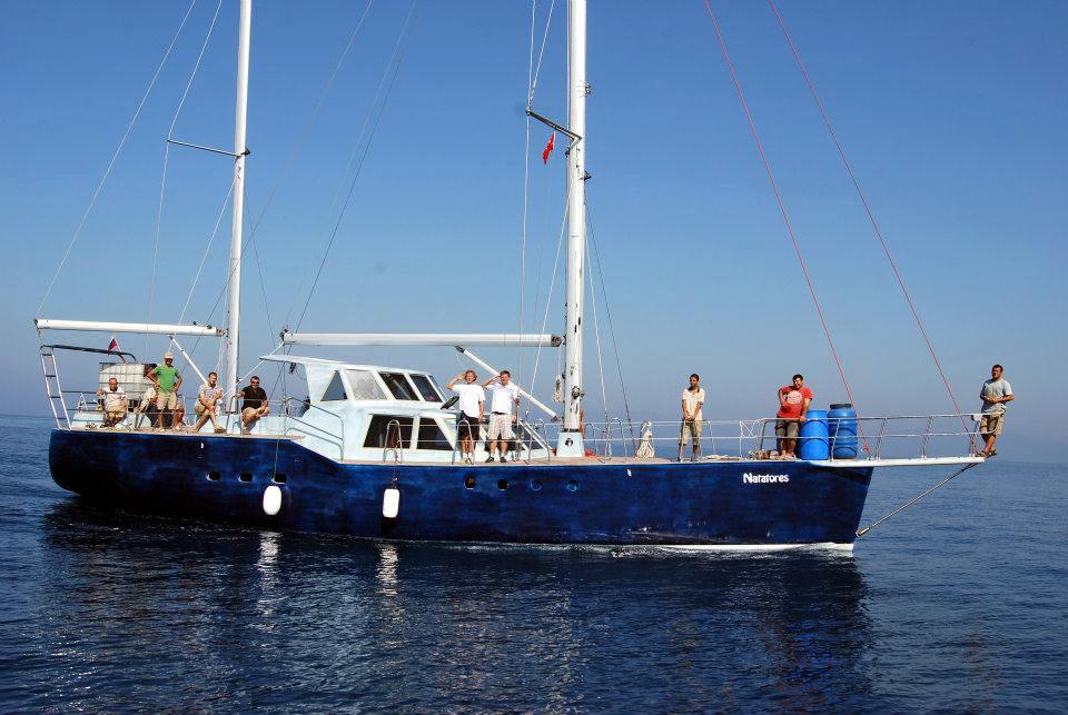 natatores yacht