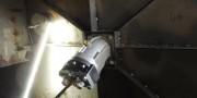 плунжерный насос мотор 310 серия в качестве штурвальной помпы