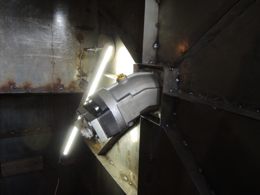 плунжерный насос мотор 310 серия