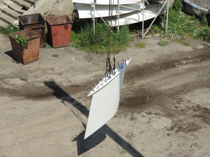 яхта Арфа- киль
